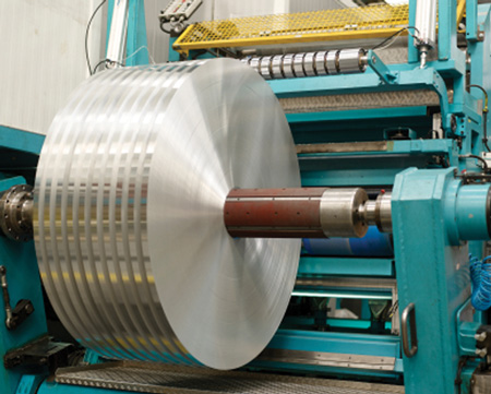 DCHN metal finishes for industrial applications